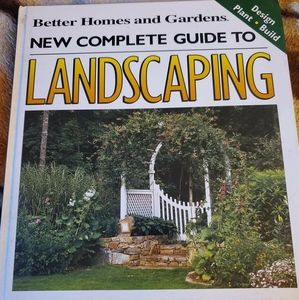 Better Homes and Gardens Book